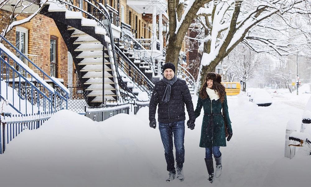 Qué ver en Canadá del Este en invierno