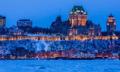 10 imperdibles que ver en Quebec en invierno