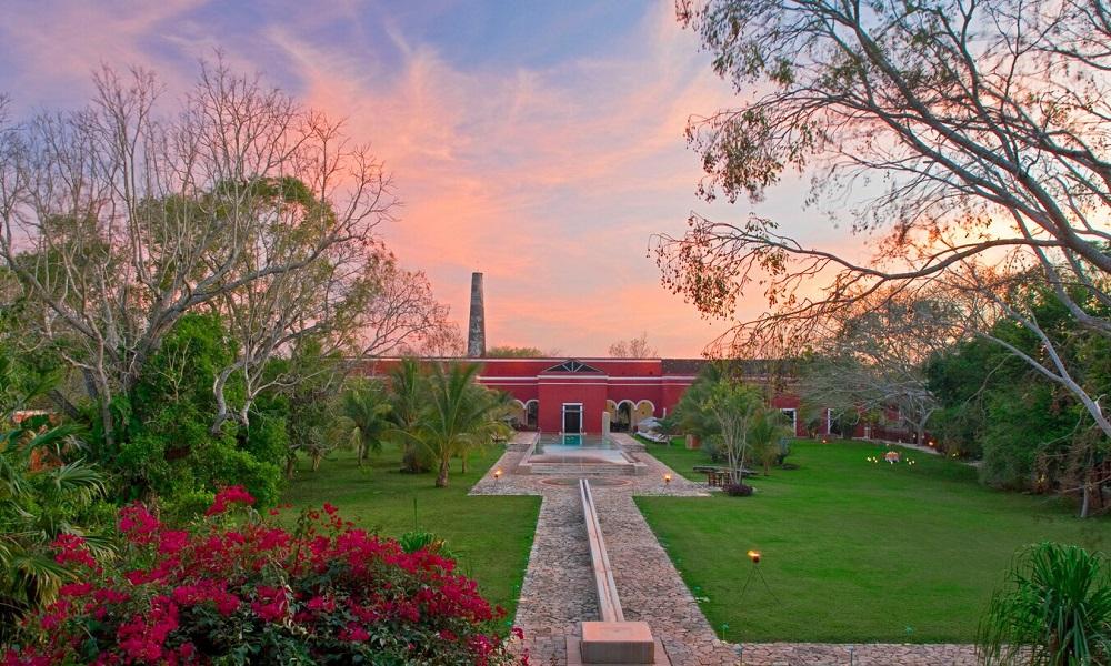 Cuánto cuesta ir a Yucatán y visitar sus haciendas y cenotes