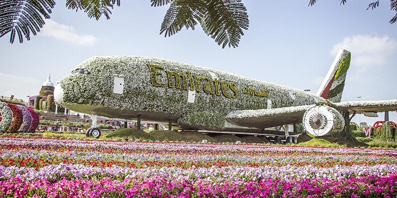 Jardines Dubái