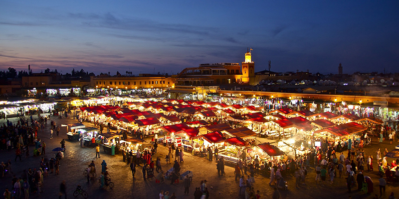 Marrakesh Marruecos