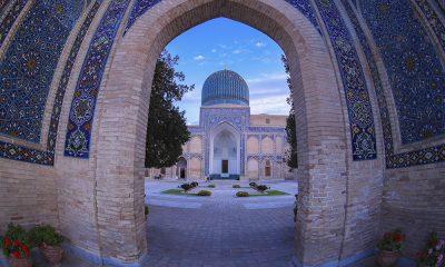 que ver en Uzbekistán